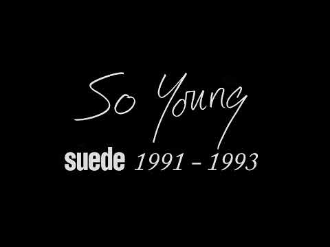 So Young: Suede 1991-1993 Deluxe Photo Book