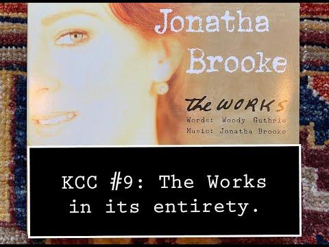 Jonatha Brooke - Kitchen Covid Concert #9 - The Works