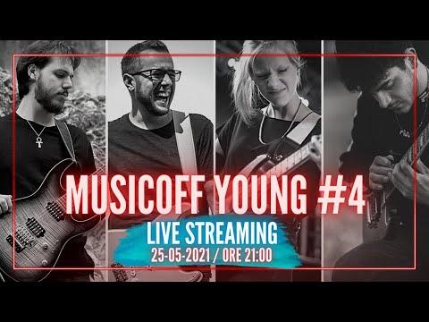 🔴 Musicoff Young #4 - Chiara Carcano, Valerio Agulini, Stefano Viola e Luca Piola!