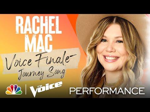 "Rachel Mac Sings Fleetwood Mac's ""The Chain"" - The Voice Finale Performances 2021"