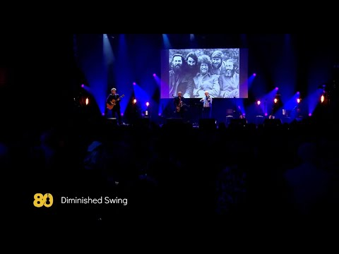 Diminished Swing - John Sheahan – 80th Birthday Concert Celebration - Richie Buckley & Drazen Derek