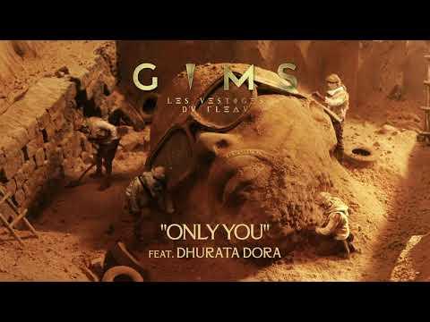 GIMS - ONLY YOU feat. Dhurata Dora (Audio Officiel)