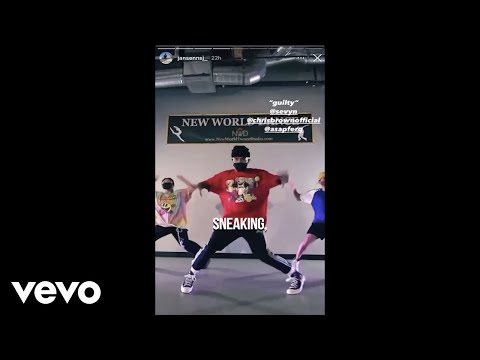 Sevyn Streeter, Chris Brown, A$AP Ferg - Guilty (Official Lyric Video)