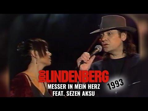 Udo Lindenberg - Messer in mein Herz (Seni Kimler Aldi) feat. Sezen Aksu (1993)
