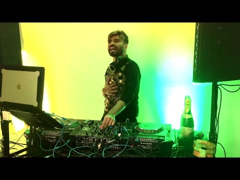 DJ Shadow Dubai Live | House Party | June 2020 | Nonstop Mixes