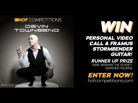 Win a Framus Stormbender & a video call with Dev!