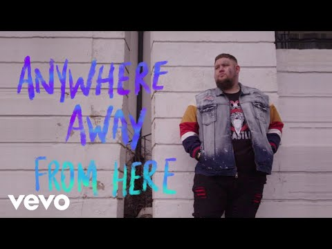 Anywhere Away from Here (The Shapeshifters Revision Extended - Official Lyric Video)