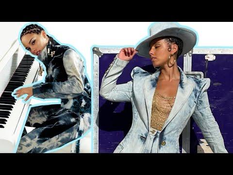 Billboard Music Awards 2021 Behind the Scenes - Alicia Keys