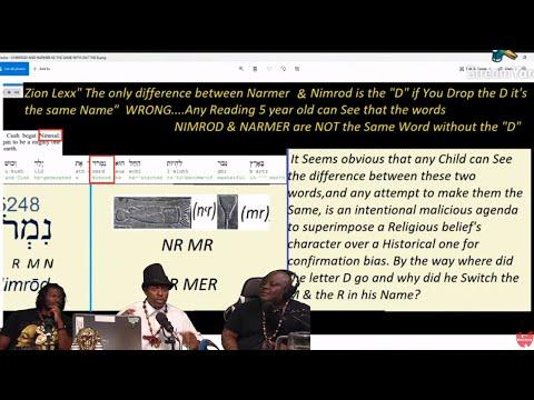 Tehuti discusses Zion Lexx's errors and he calls in - Killah Priest LIVE