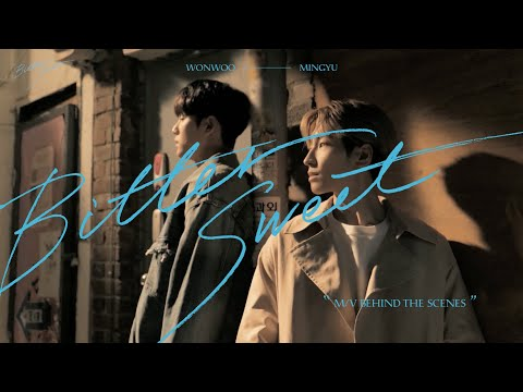 WONWOO X MINGYU 'Bittersweet (feat. LeeHi)' M/V BEHIND THE SCENES