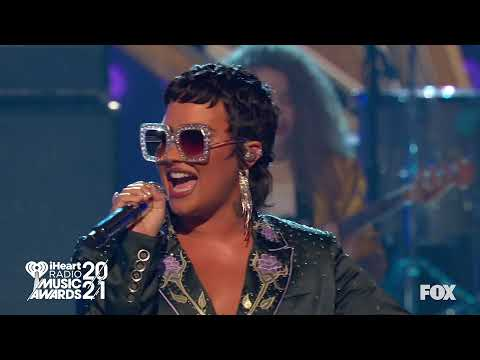 Demi Lovato - I'm Still Standing [Elton John Tribute] (Live at the iHeartRadio Music Awards 2021)