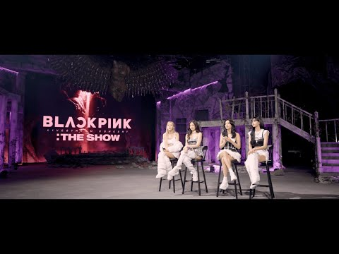 BLACKPINK - 2021 [THE SHOW] DVD & KiT VIDEO RELEASE
