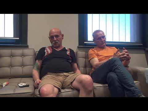 ORBITAL Interview - Pre Hacienda gig in MANCHESTER on 30th May 2021. Talking about Manchester
