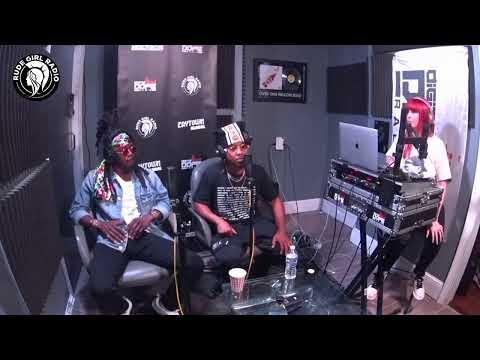 Zaytown Global and Digital Dope's Rude Girl Radio
