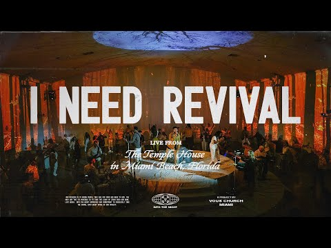 I Need Revival — VOUS Worship (Live From The Temple House)