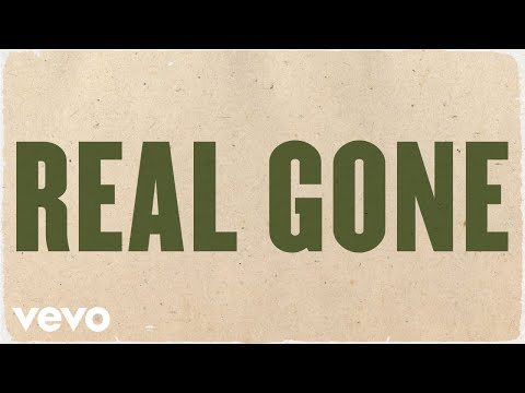 Sheryl Crow - Real Gone (Live From the Ryman / Lyric Video)