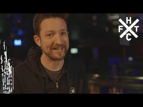 FRANK TURNER //// WHY FTHC? //// THE NEW ALBUM COMING SOON