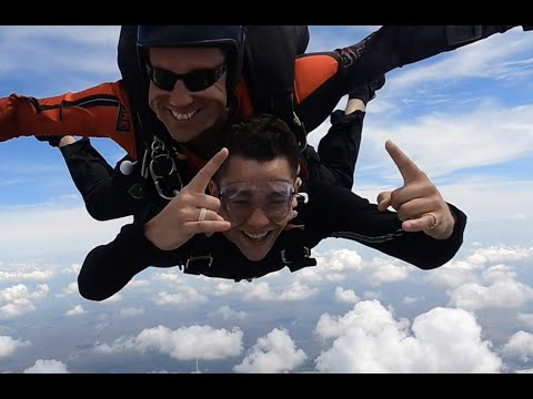 I Jumped Out of a Plane With My Grandad - VLOG  #2