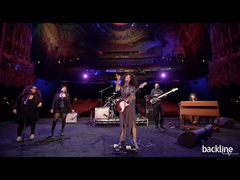 Judith Hill - Live from the Ace Hotel for Backline's Set Break Event