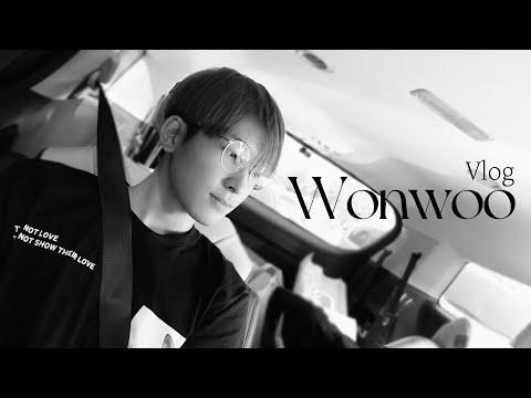 [Vlog] 운동, 방 꾸미기, 먹방, 노래 l Bittersweet Day l WONWOO 원우