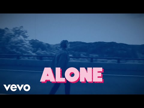 Brett Young - Leave Me Alone (Lyric Video)