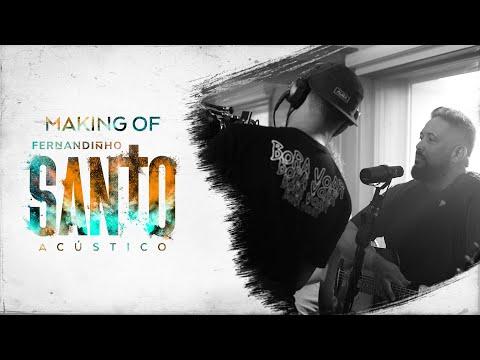 Fernandinho | Making Of [Álbum Santo Acústico]