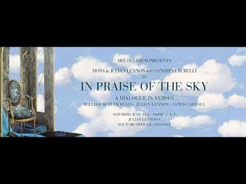 Mons & Julian Lennon with Sandrina Rubelli - In Praise Of The Sky