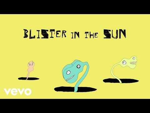 Violent Femmes - Blister In The Sun (Lyric Video)