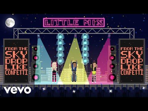 Little Mix - Confetti (Lyric Video) ft. Saweetie