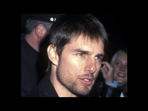 Tom Cruise - Late Show with David Letterman 2002