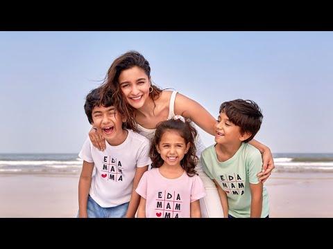 Ed-a-Mamma Conscious Kids Clothing | Alia Bhatt