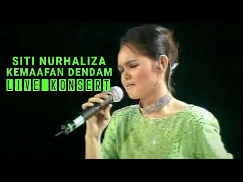 Siti Nurhaliza - Kemaafan Dendam (Live Konsert)