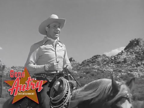 Gene Autry - Let Me Ride Down in Rocky Canyon (TGAS S1E21 - The Killer Horse 1950)