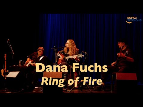 Dana Fuchs | Ring of Fire | Johnny Cash Cover