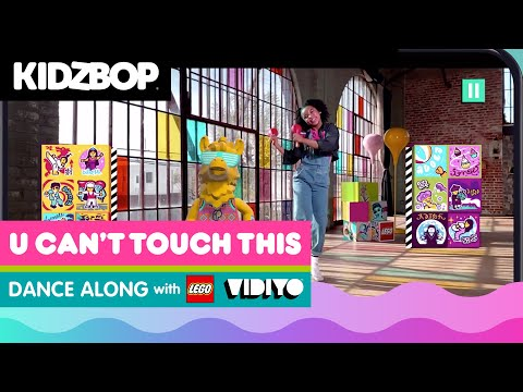 """""""U Can't Touch This"""" Dance Along with LEGO® VIDIYO™"""