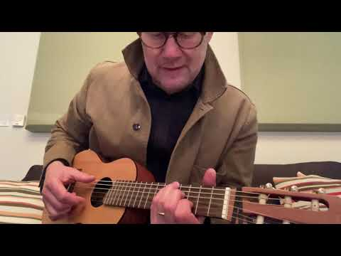 """David Gray – How to play """"Dún Laoghaire"""" on Guitar"""