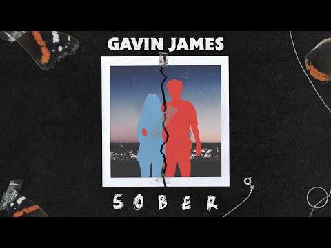 Gavin James - Sober (Official Lyric Video)