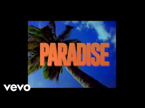 James Vincent McMorrow - Paradise (PS1 Remix - Visualiser)