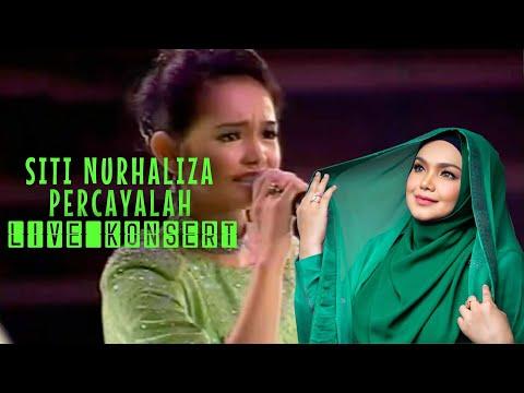 Siti Nurhaliza - Percayalah (Live Konsert)