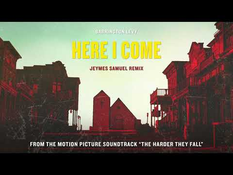 Barrington Levy - Here I Come (JEYMES SAMUEL REMIX) (Official Visualizer)