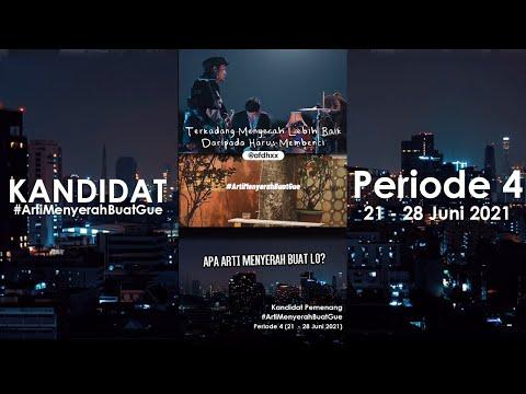 @afdhxx   Kandidat Pemenang #ArtiMenyerahBuatGue Periode 4 #Shorts