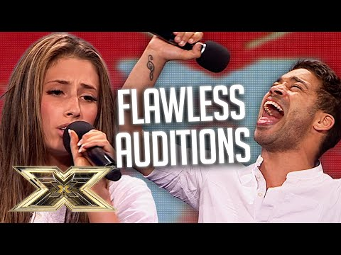 TRULY FLAWLESS AUDITIONS!   The X Factor UK