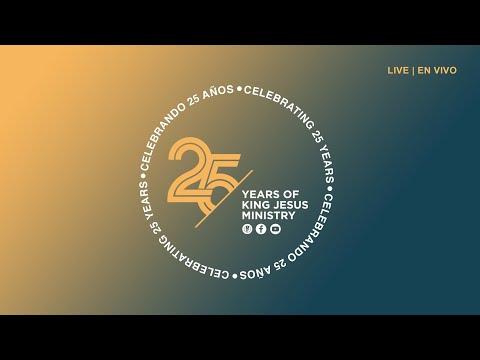 25 Years of KJM LIVE New Wine Concert - Concierto EN VIVO
