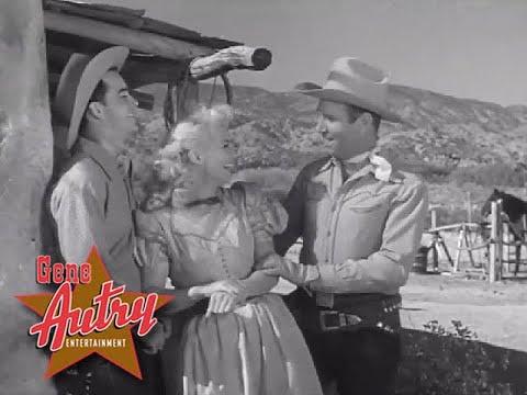 Gene Autry - Tweedle-O-Twill (TGAS S1E23 - The Sheriff of Santa Rosa 1950)