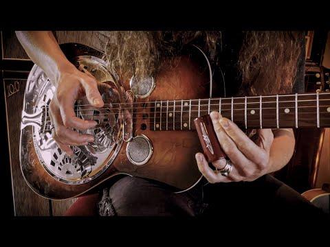 """Under My Spell"" • Swamp Blues on Vintage Dobro Resonator"