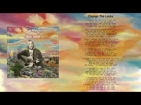 Tom Petty and the Heartbreakers - Change The Locks (Official Audio)