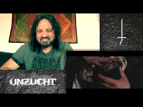 +++ UNZUCHT reacts to JUDAS (Lord Of The Lost) +++