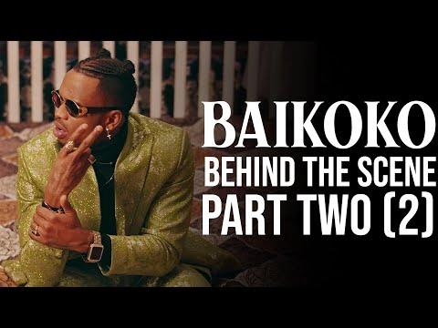 Baikoko Behind the scene Part two (2)