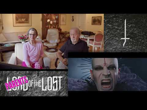 """The parents of Chris Harms reacting to LORD OF THE LOST """"The Gospel Of Judas"""""""