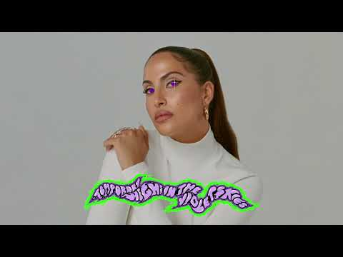 Snoh Aalegra - WE DON'T HAVE TO TALK ABOUT IT (Visualizer)